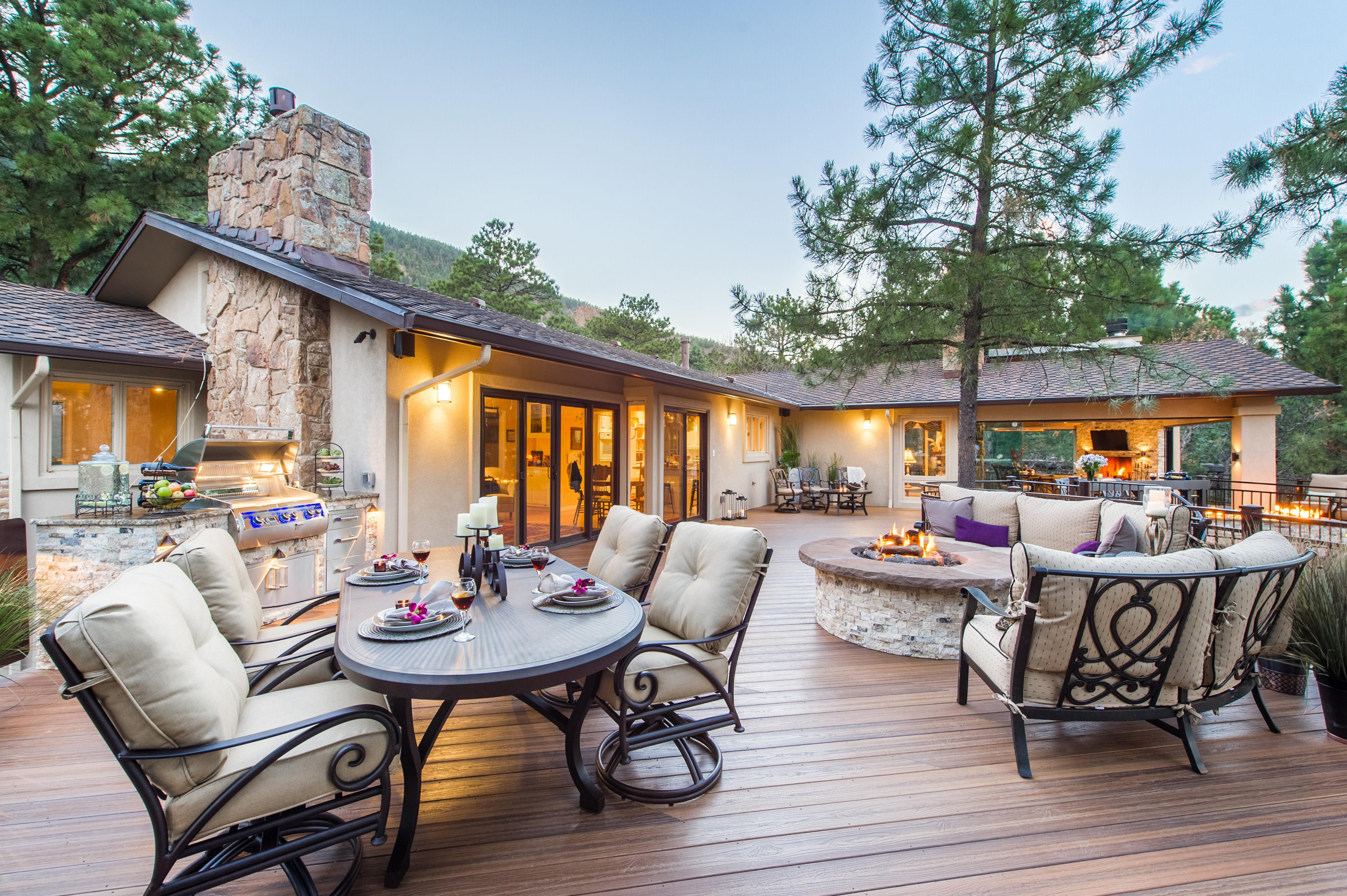 exterior home improvements yield higher roi for less money