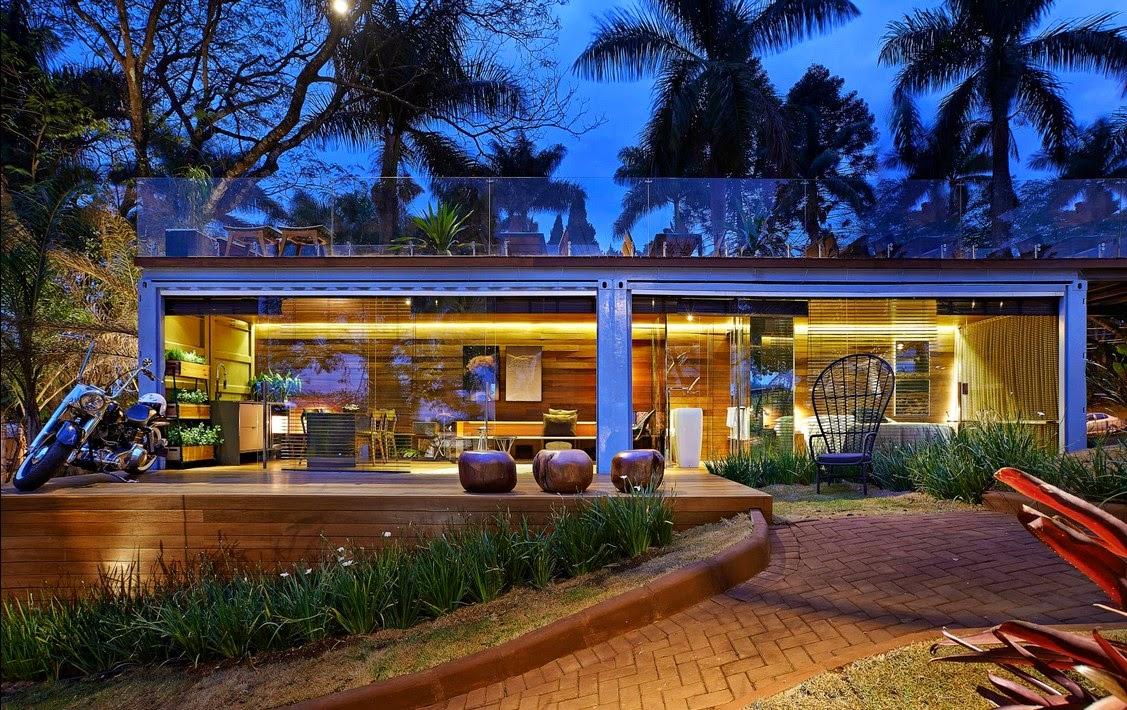 Shipping container homes coastal home garden for Container casa